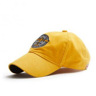 De Havilland Cap Burnt Yellow