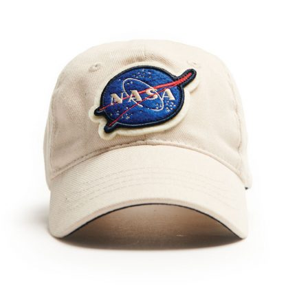 Kids NASA Cap Front