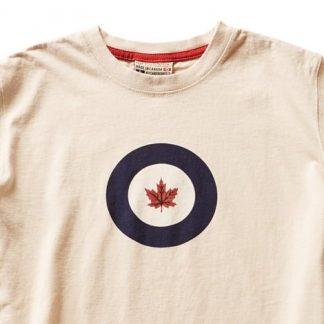 RCAF T-shirt, Stone