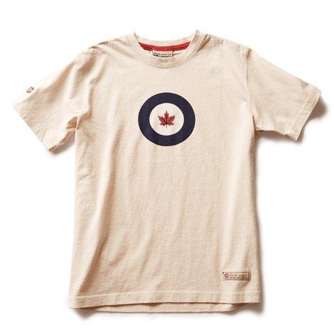 RCAF-T-Shirt-Stone