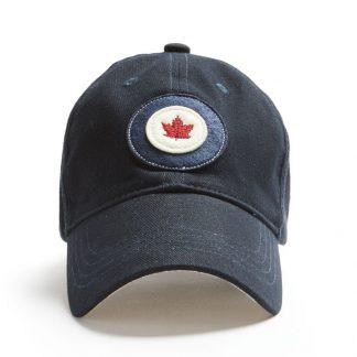 Red Canoe RCAF cap, Navy