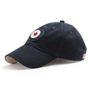 Red Canoe RCAF cap, Navy side