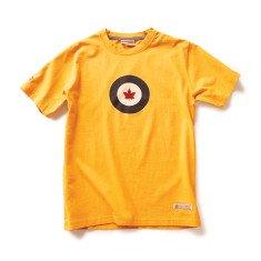 RCAF-roundel-tshirt-yellow