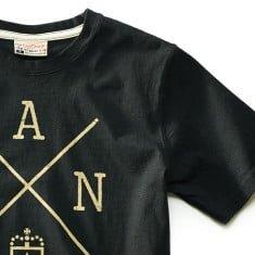 Canada-X T-shirt Black Sleeve