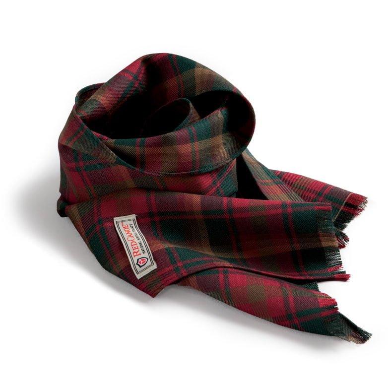 Maple-Leaf-tartan