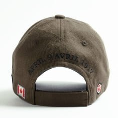 Vimy Ridge Cap Back