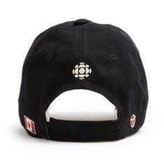 CBC Test Cap, Black back