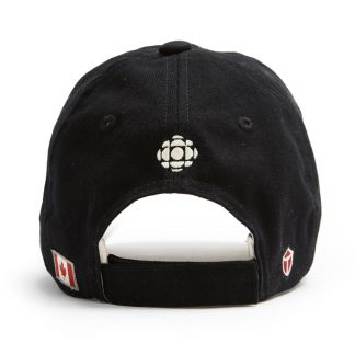 CBC Test Cap, Black back