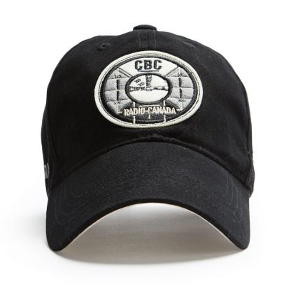 CBC Test Cap, Black front