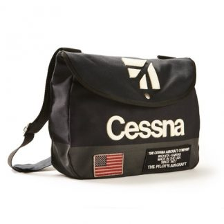 Cessna Aircraft Pilot Shoulder Bag