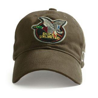 Ducks Unlimited cap_front