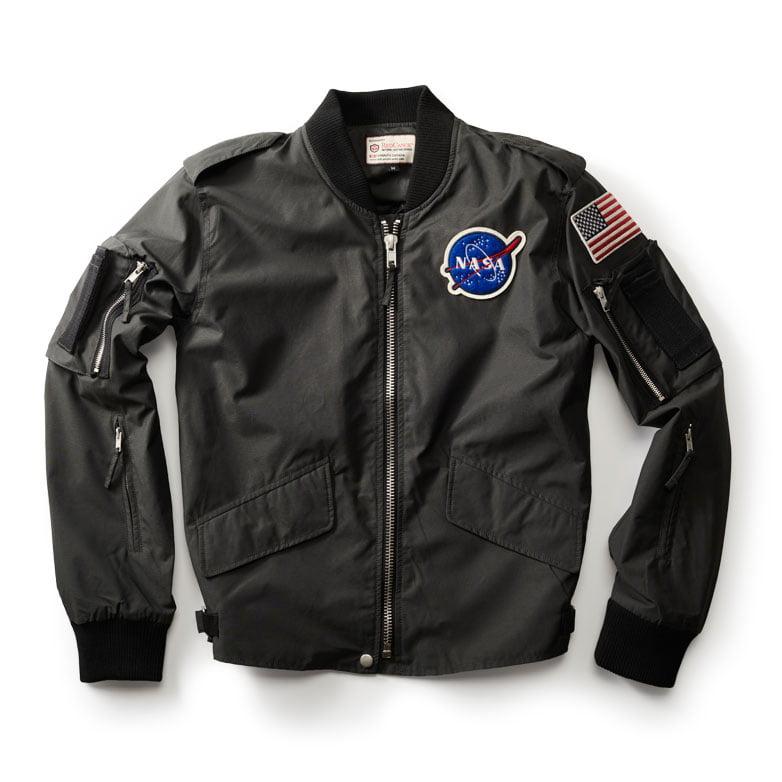 Mens-NASA-flight-jacket