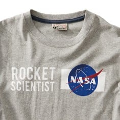 NASA cotton t-shirt