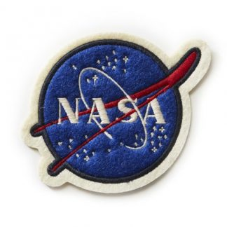 NASA felt patch