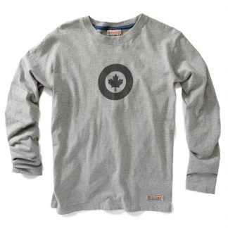 RED CANOE RCAF LONG SLEEVE