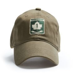 Trans Canada Ontario Cap, Khaki Front view
