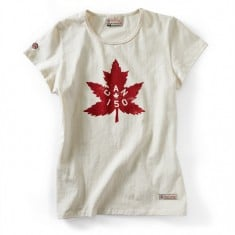 WOMEN'S canada 150th t-shirt