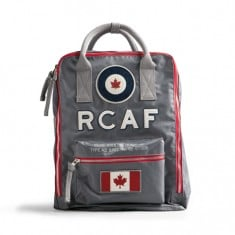 Rcaf Grey Backpack