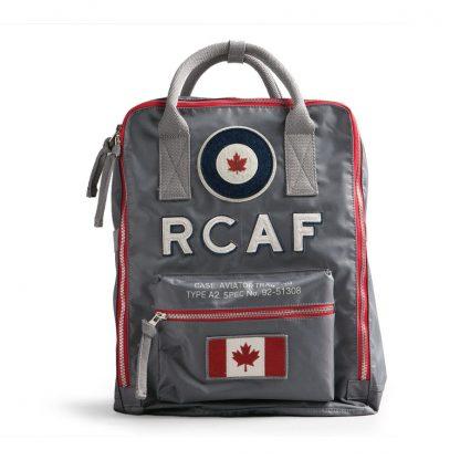 RCAF backpack grey