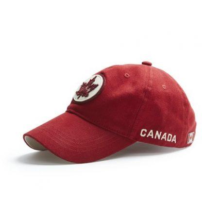 Canada cap side
