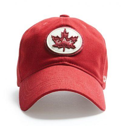 Canada cap red