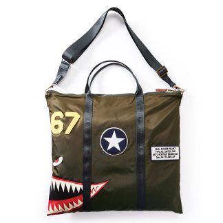 P40 Helmet bag with long strap_front