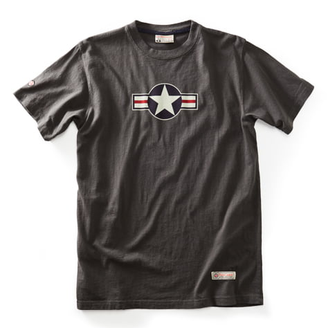 Mens USAF Slate T-shirt