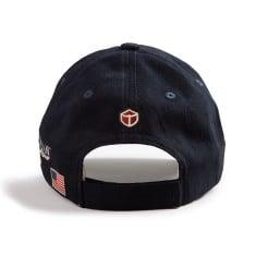Stearman cap-back