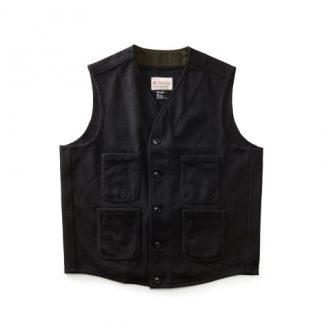 Woodsman Vest Black