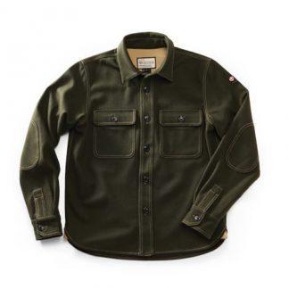woodsman shirt, khaki