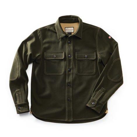 woodsman shirt