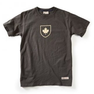 Men's Canada shield t-shirt, Slate