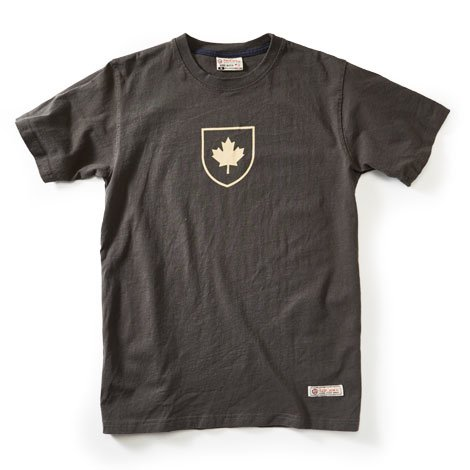 Men's Canada shield t-shirt, Slate