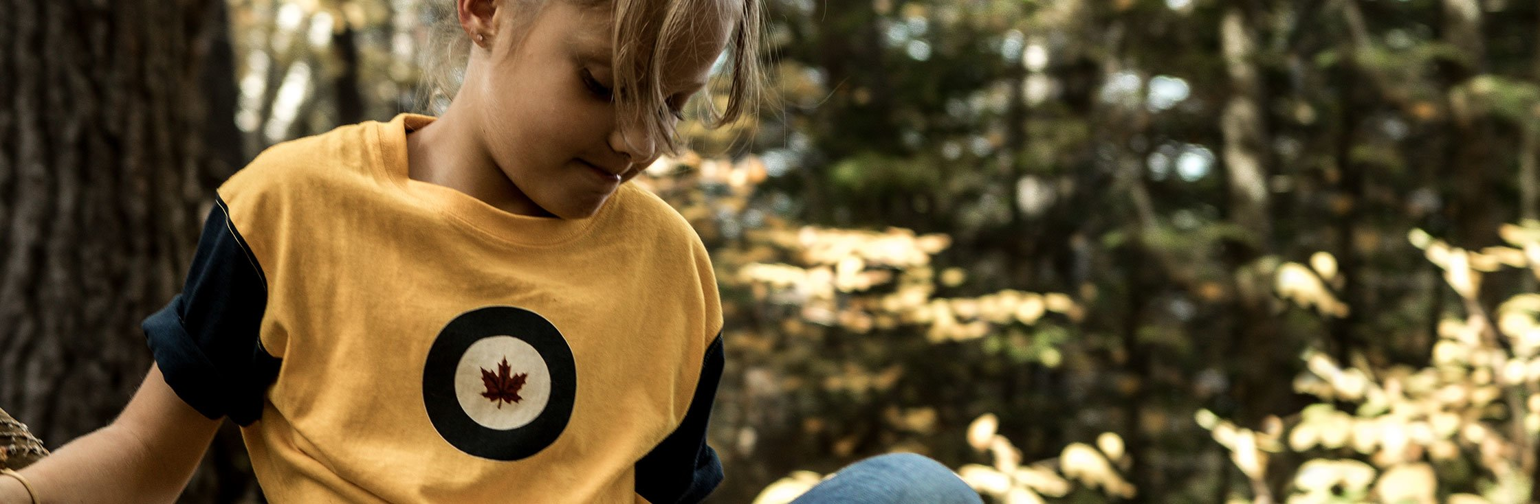 Kid's RCAF t-shirt