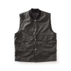 Men's Charcoal Flight Vest product