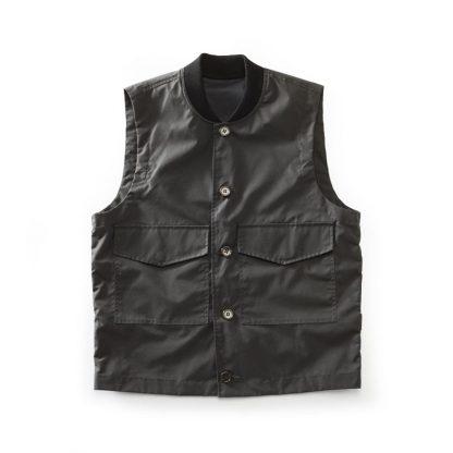 Men's Charcoal Flight Vest product