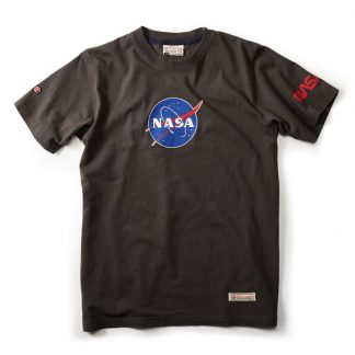 Red Canoe Men's NASA LOGO t shirt