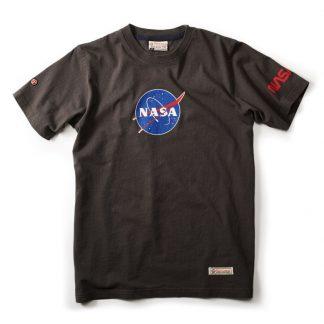 Red Canoe Men's NASA LOGO t shirt