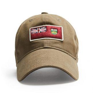 Ontario Cap, Khaki