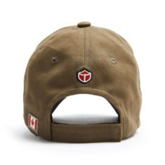 Ontario Cap, Khaki back view