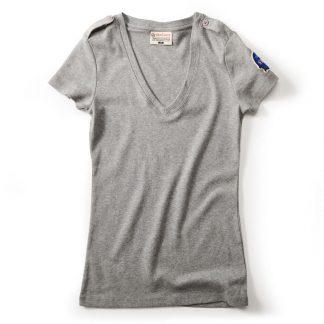 Women's NASA V-neck t-shirt