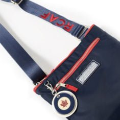 Red Canoe RCAF Pouch Navy