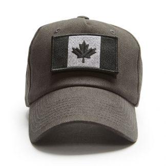 Red Canoe Canadian Flag Cap