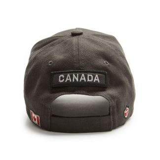 Red Canoe Canadian Flag Cap