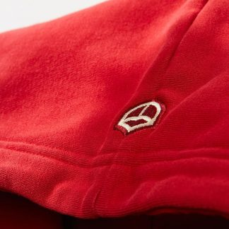 Red Canoe Men's Cross Canada Hoody Heritage Red