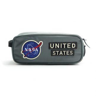 NASA Toiletry Kit Grey