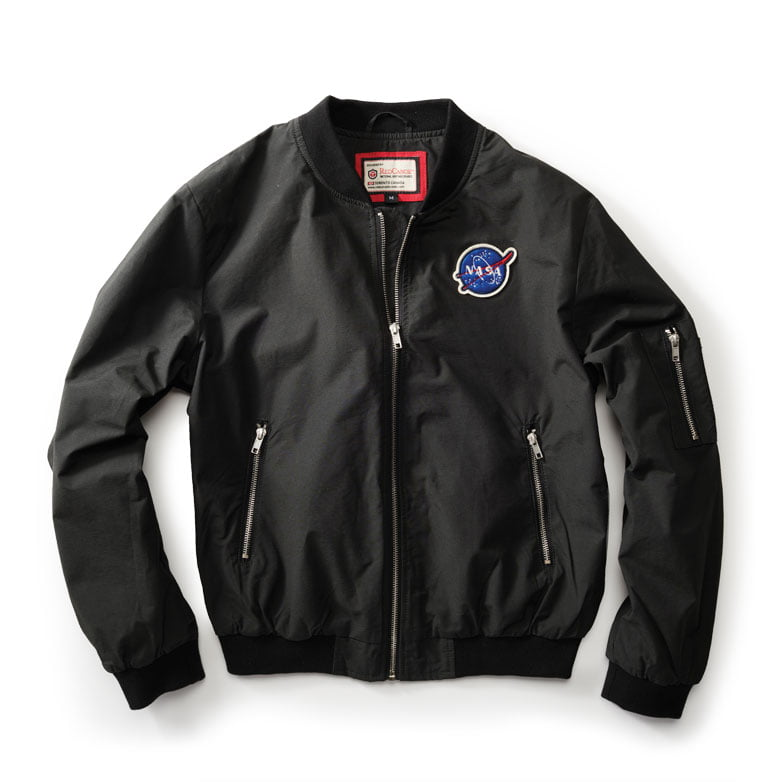 Womens-NASA-flight-jacket
