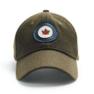 Red Canoe RCAF wool Cap