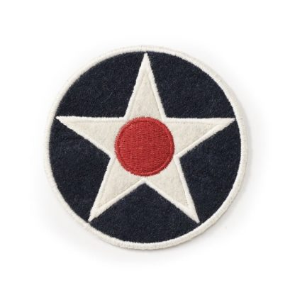 Red Canoe US Roundel Patch