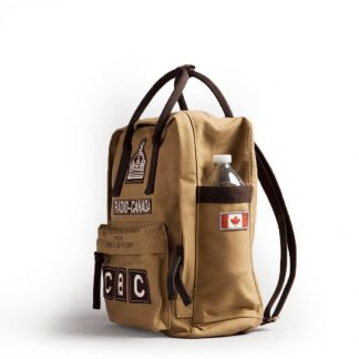 Red Canoe Vintage sized CBC backpack